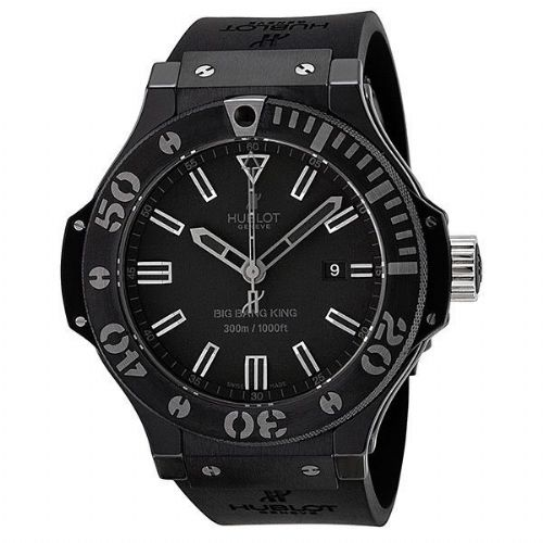 HUBLOT Big Bang King Ice Bang Ceramic Automatic Gents Watch 322.CK.1140.RX